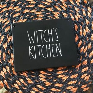 Rae Dunn | Witch's Kitchen Sign